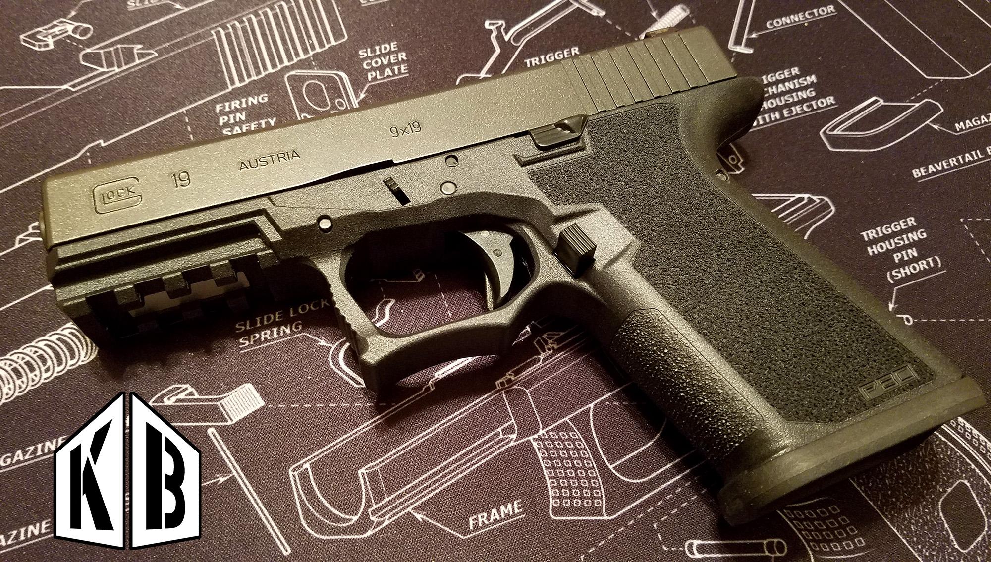 Polymer80 PF940C Glock 19 - The Kommando Blog