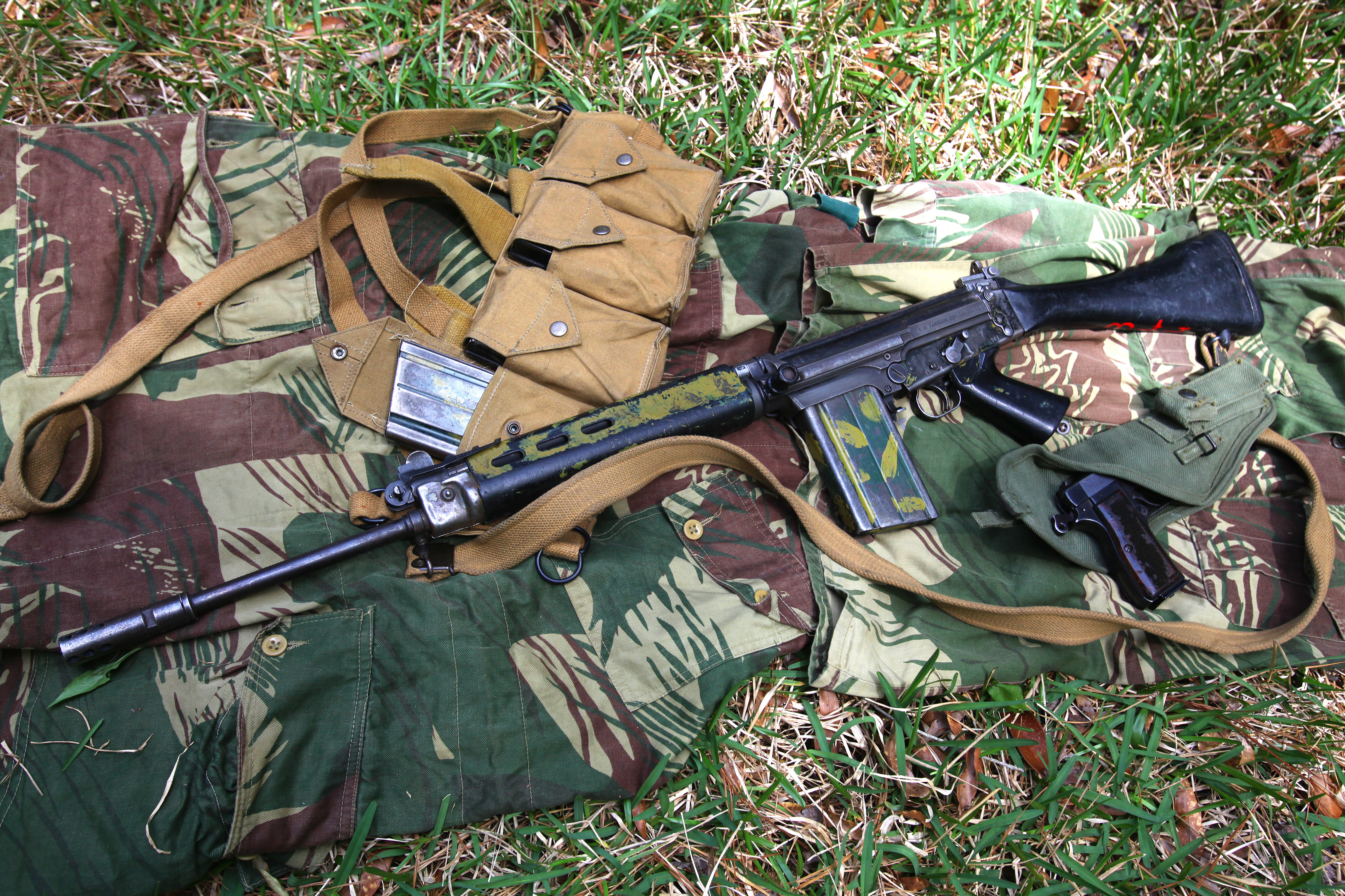 Rhodesian FALs: A Brief History and How to Spot One in the