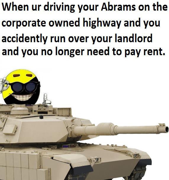 ANCAP Abrams Tank