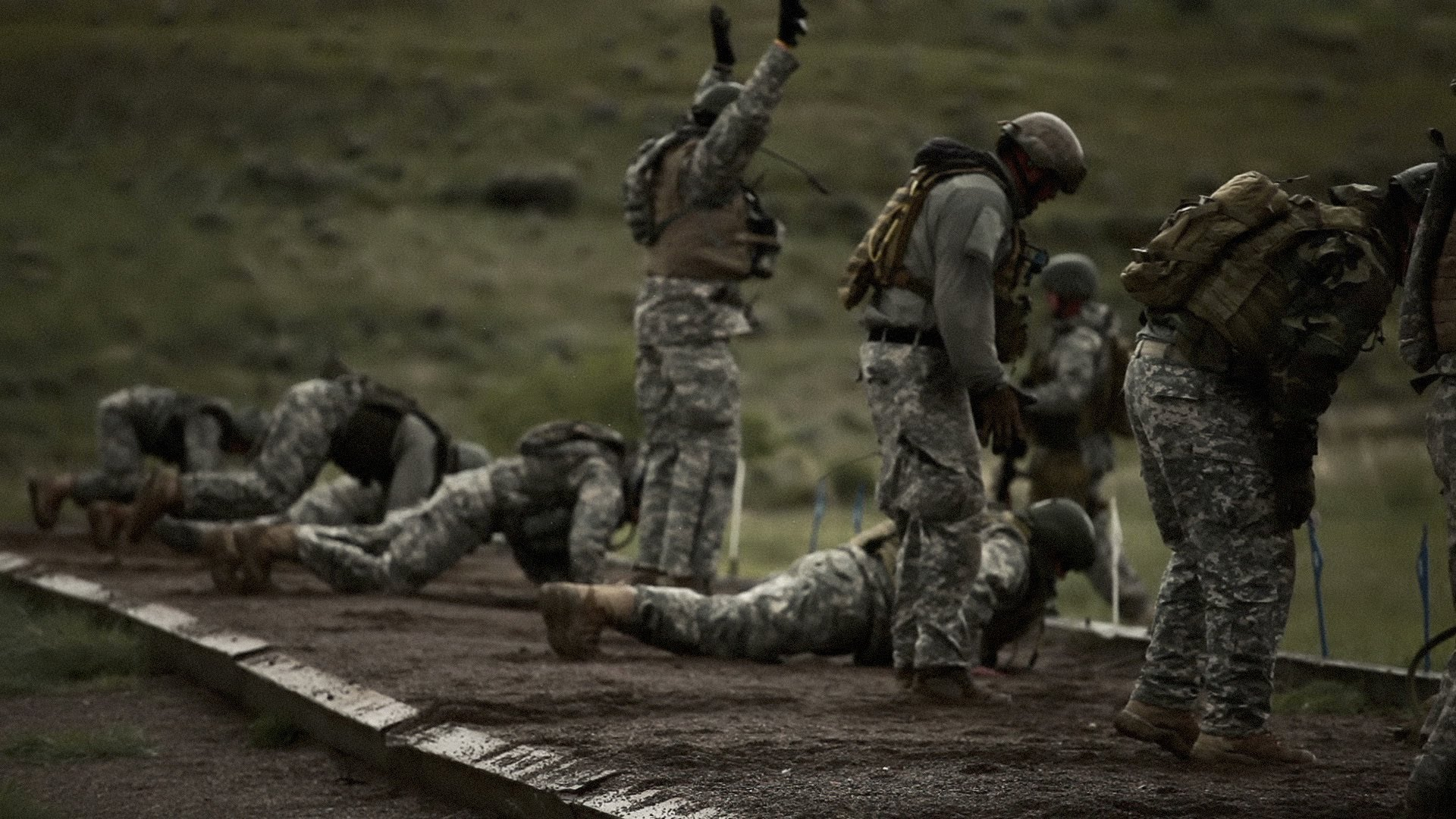 Military Fitness: Why are Pushups used as the Standard for U S  Army