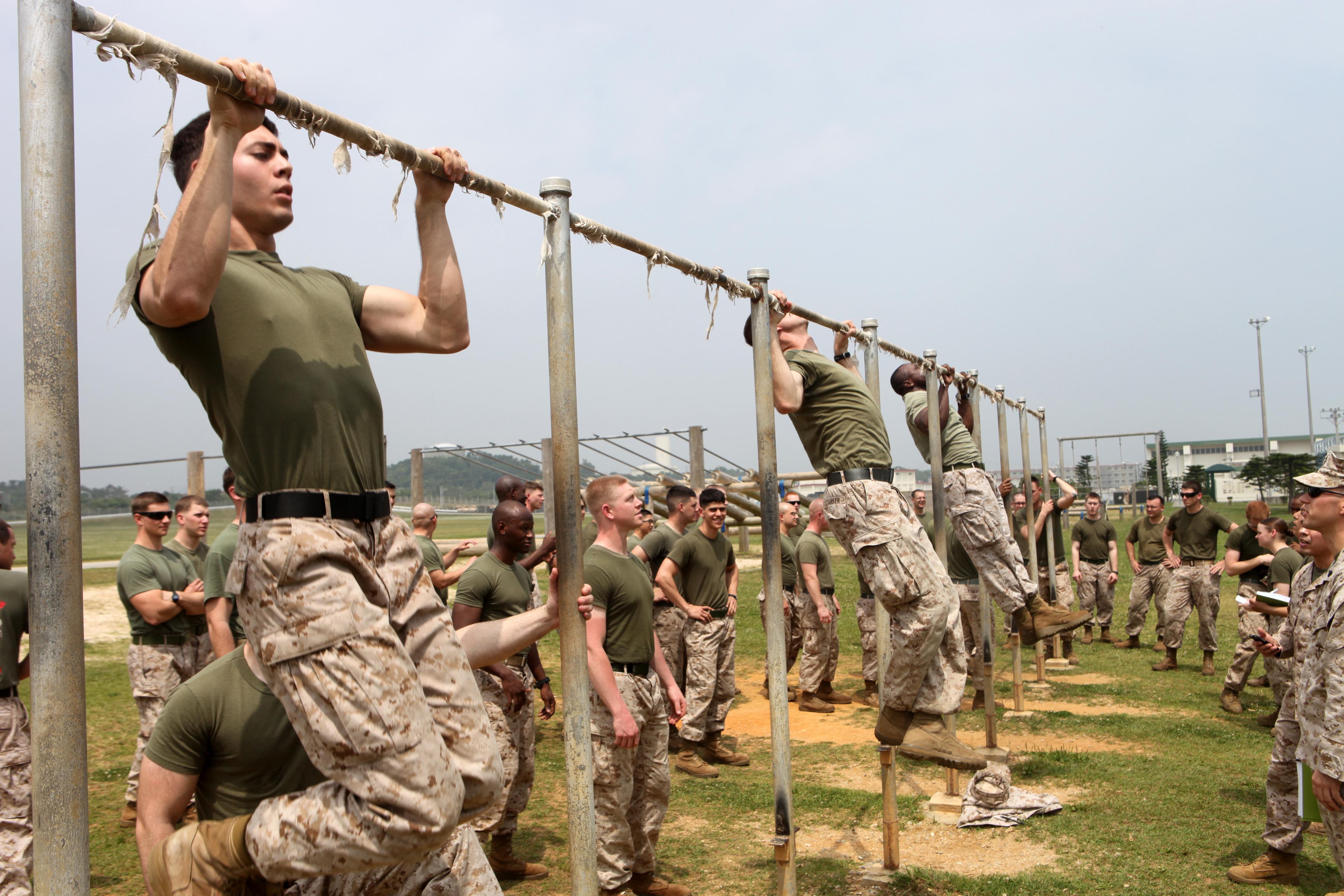 Marines Pull-Up
