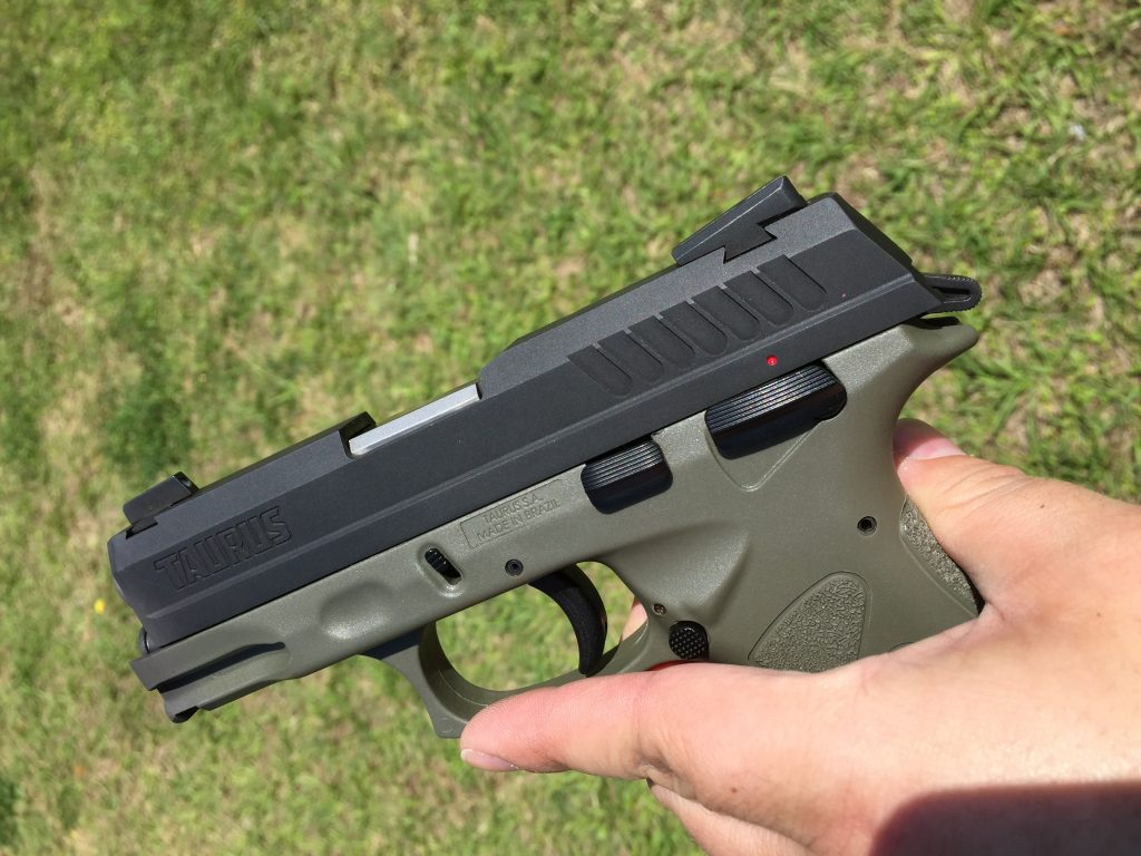 Taurus TH9c Pistol - The Kommando Blog